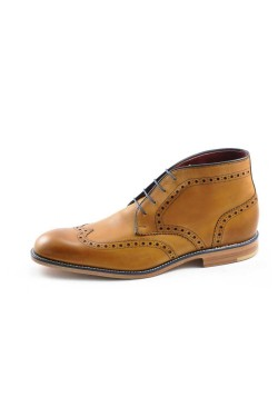 LOAKE ERRINGTON Boots in TAN