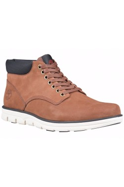 TIMBERLAND Chukka Boot BRADSTREET CHUKKA LEATHER BROWN