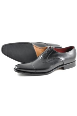 LOAKE Shoes SNYDER BLACK