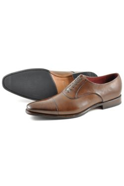 LOAKE Shoes SNYDER DARK BROWN