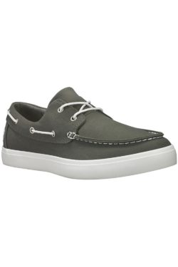 TIMBERLAND UNION WHARF 2 EYE BOAT SHOES GRAPE LEAF GREEN