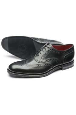 LOAKE KERRIDGE BLACK Shoes
