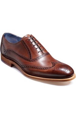 BARKER VALIANT SHOES EBONY 4178FW62