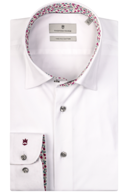 THOMAS MAINE Shirt 107725B BERGAMO