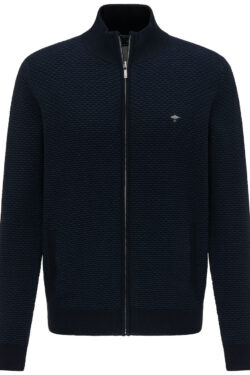 FYNCH-HATTON Zip Cardigan 1220229