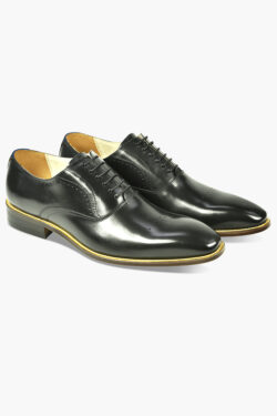 AZOR POMPEI SHOES BLACK