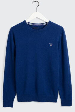 GANT Superfine Lambswool Crew 86211