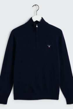 GANT Superfine Lambswool Half Zip 86213