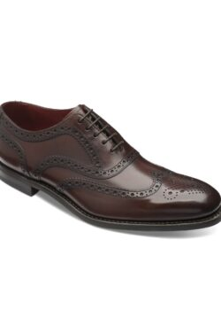 LOAKE KERRIDGE DK BROWN  Shoes