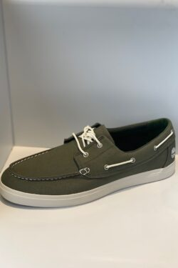 TIMBERLAND UNION WHARF 2 EYE  Boat Shoes GREEN