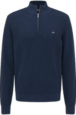 FYNCH-HATTON Half Zip Knit 1121222