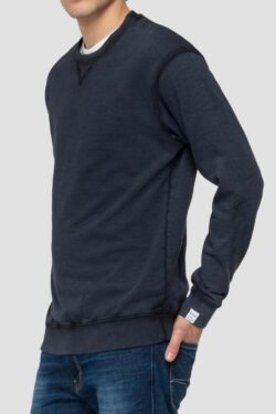 REPLAY Organic Cotton Sweatshirt M3338