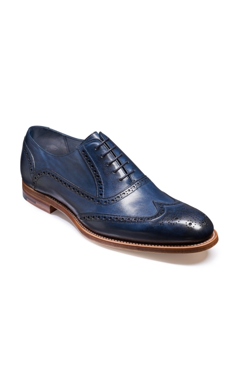 BARKER VALIANT Hand Painted Shoes 417856