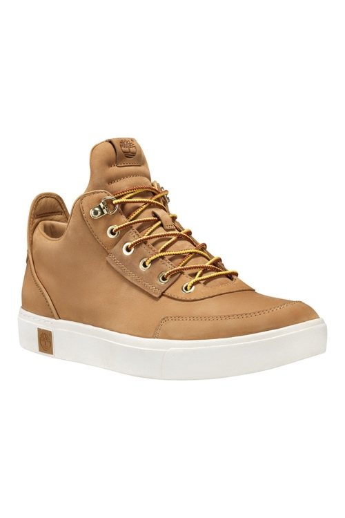 TIMBERLAND AMHERST HIGH TOP CHUKKA WHEAT