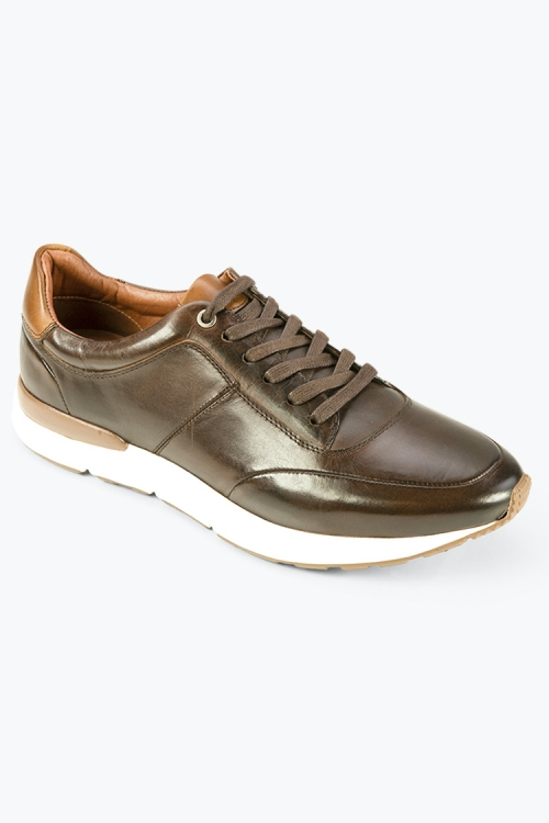 AZOR CALABRIA TRAINERS BROWN