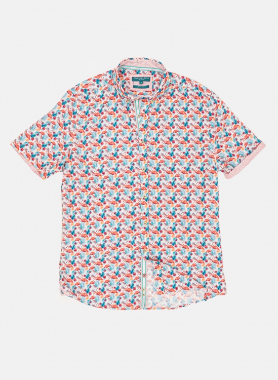 COLOURS & SONS SS Shirt 9121-330