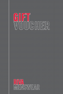 In Store Gift Vouchers