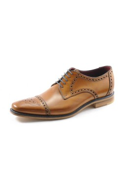 LOAKE FOLEY Shoes in TAN
