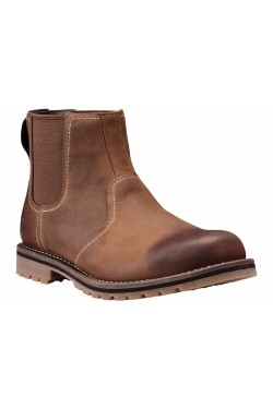 TIMBERLAND LARCHMONT CHELSEA BOOT BROWN